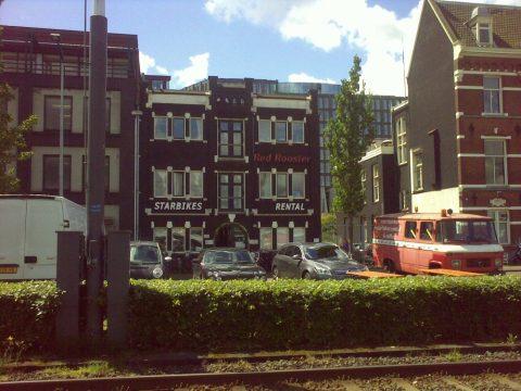 Rami Exploitatiemaatschappij pand De Ruyterkade Amsterdam
