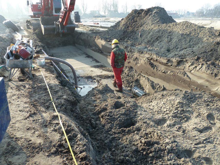 BK ingenieurs, hoofdriool, Lijnbaangebied, Dorpshaven Zuid Aalsmeer