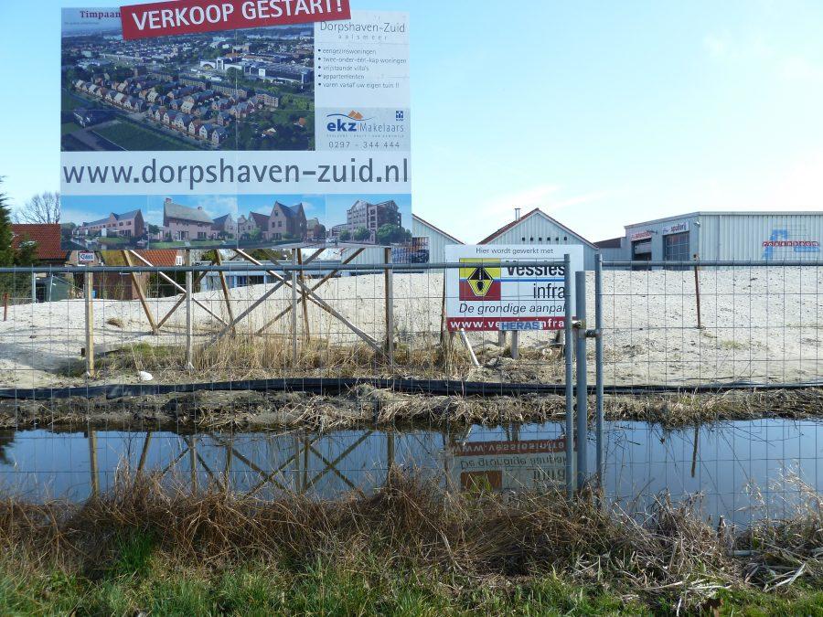BK ingenieurs, herontwikeling Lijnbaangebied Dorpshaven Zuid Aalsmeer