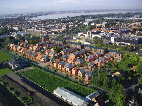 Lijnbaangebied, Dorpshaven Zuid Aalsmeer, BK ingenieurs
