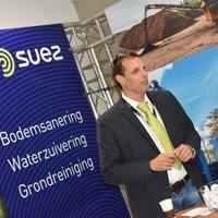 Michael Wanders, projectmanager SUEZ