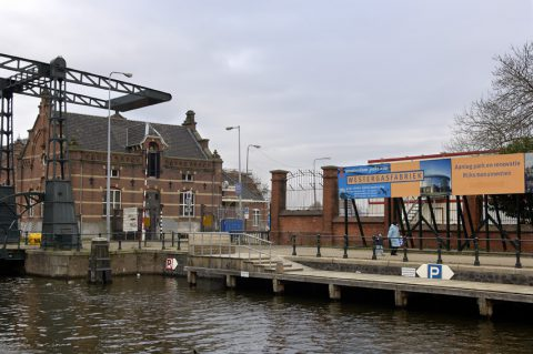 Westergasfabriek, BK ingenieurs, Amsterdam, sanering