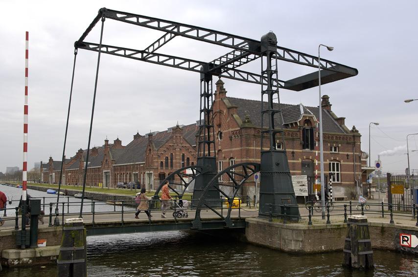 Westergasfabriek, BK ingenieurs, Amsterdam