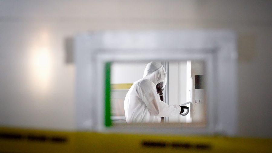 BK ingenieurs Shell asbestsanering C30, kleefmonsters nemen