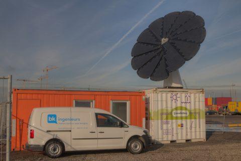 GreenBattery levert groene stroom voor project BK ingenieurs