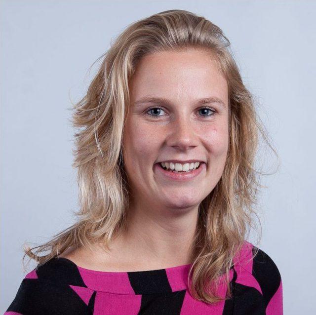 Ilona Bondrager is vakteammanager arbo & veiligheid bij BK ingenieurs