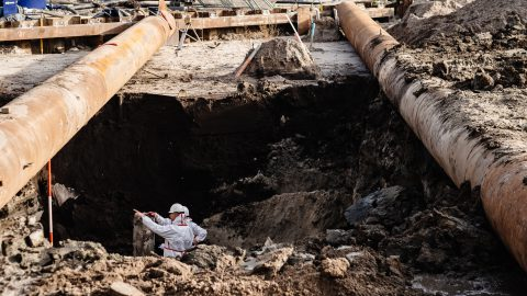 BK ingenieurs, sanering, bodemonderzoek, gebiedsontwikkeling, Linda Roskes