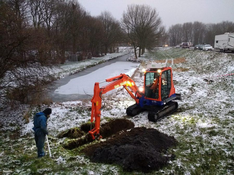 BK ingenieurs, bodemonderzoek, gevaarlijke stoffen, verontreiniging, Ingenieursbureau Gemeente Amsterdam, Sportpark Oostzanerwerf