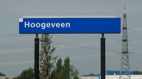 Spoorboog, Station Hoogeveen, BK ingenieurs, ProRail