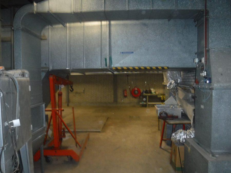 BK ingenieurs, asbestonderzoek, asbestinventarisatie, luchtbehandeling