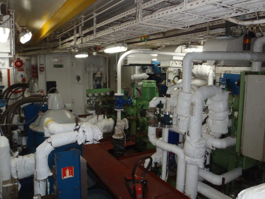 BK ingenieurs, asbestonderzoek, schip, pakkingen, leidingisolatie