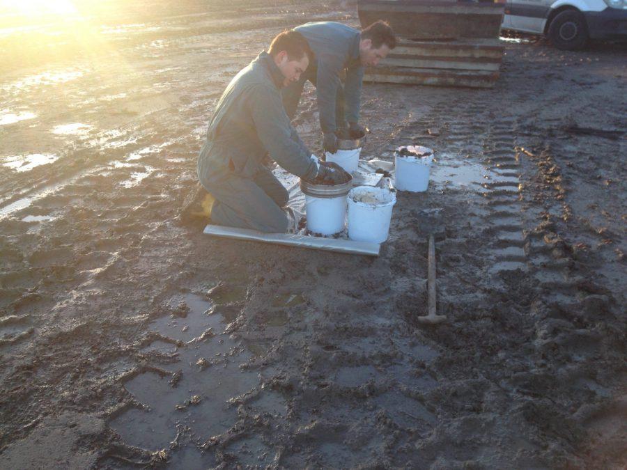 Waterschans Bergen op Zoom, Bk ingenieurs, bodemonderzoek, civiele techniek