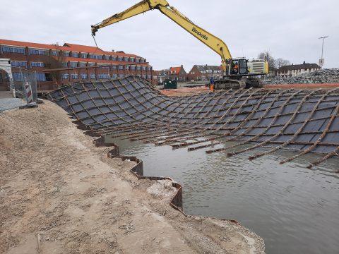 BK ingenieurs, Waterfront, Harderwijk, Stadswerven, asbestsanering
